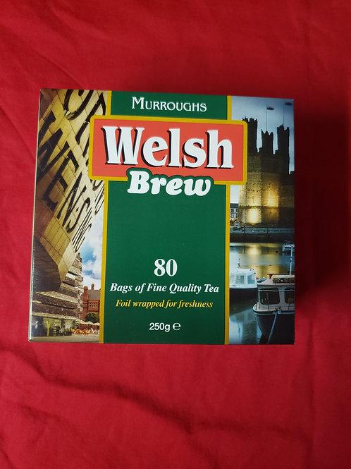 Welsh Tea