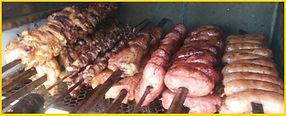 Churrasco econômico Gourmet Festas