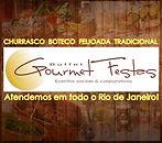 Logo Gourmet Festas