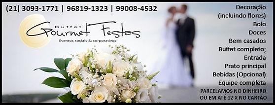 Casamento, Coquetel, Buffet tradicional