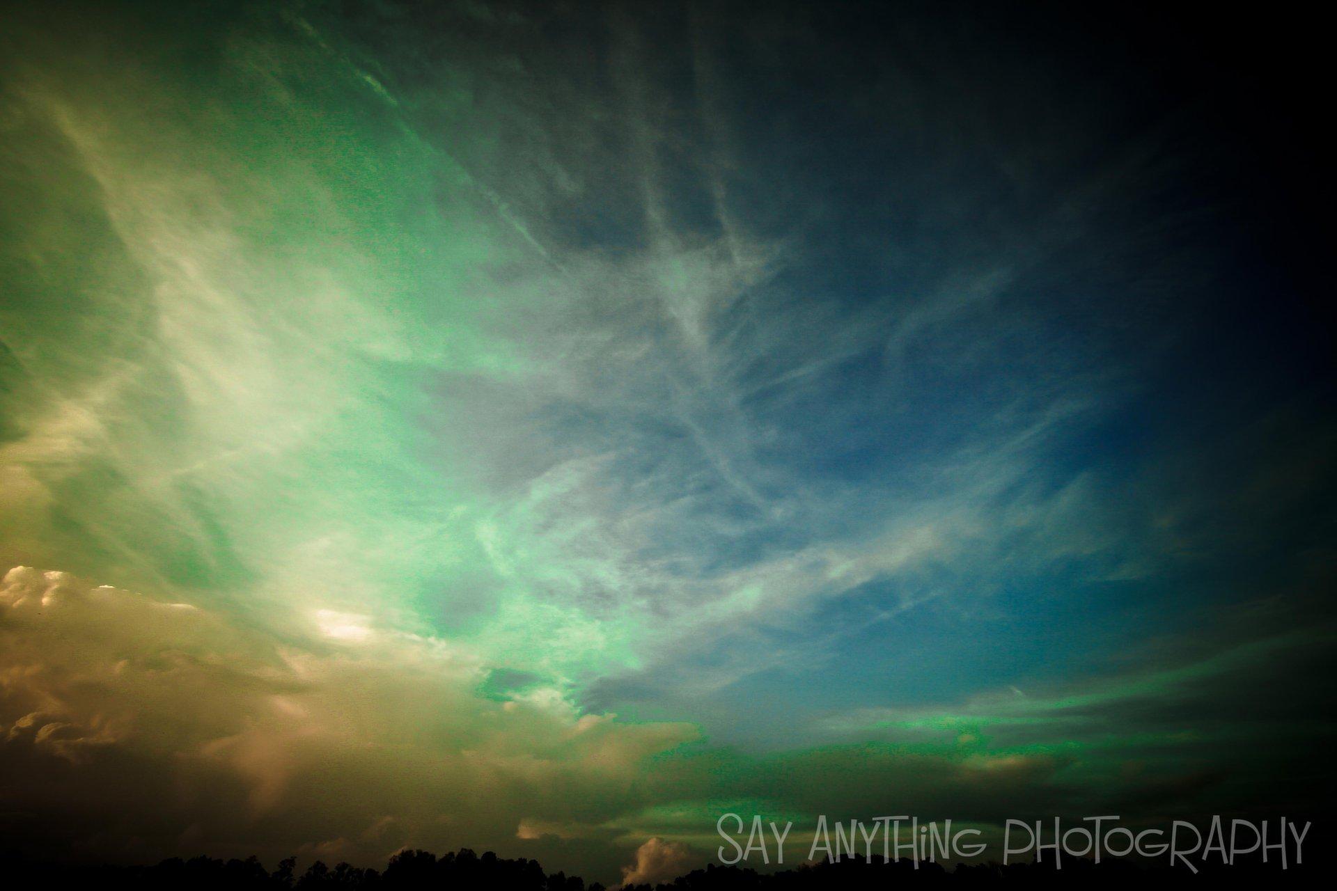 The Skies of Illinois