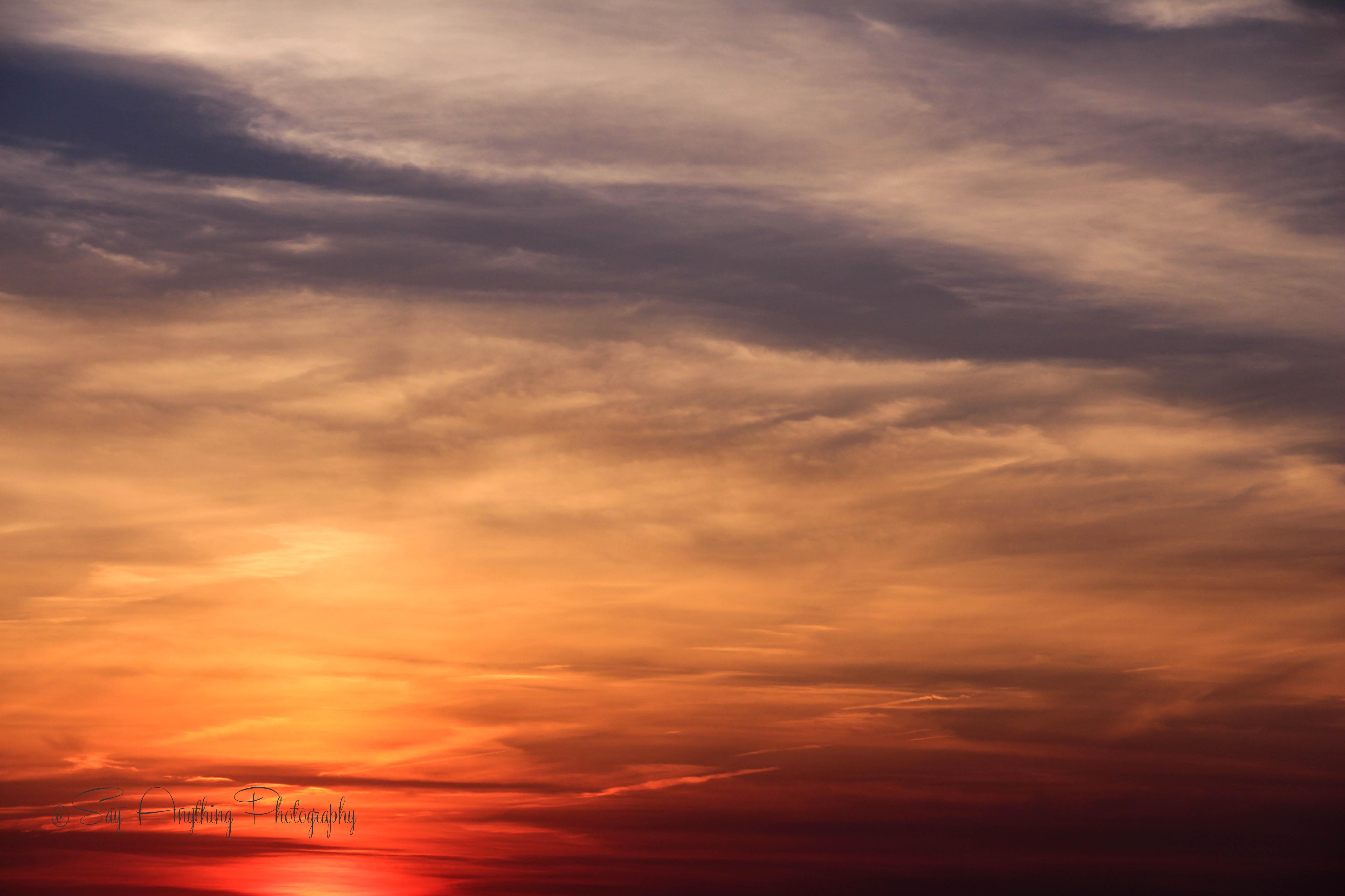 Sunsets of Illinois