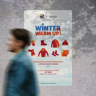 Winterwarmup Campaign