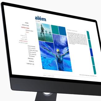 Alem Brochure & Website