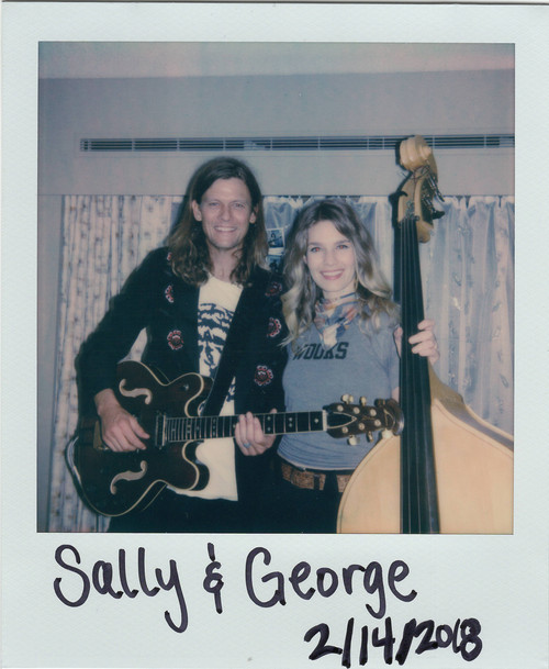 Sally & George