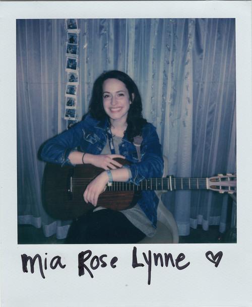 Mia Rose Lynne