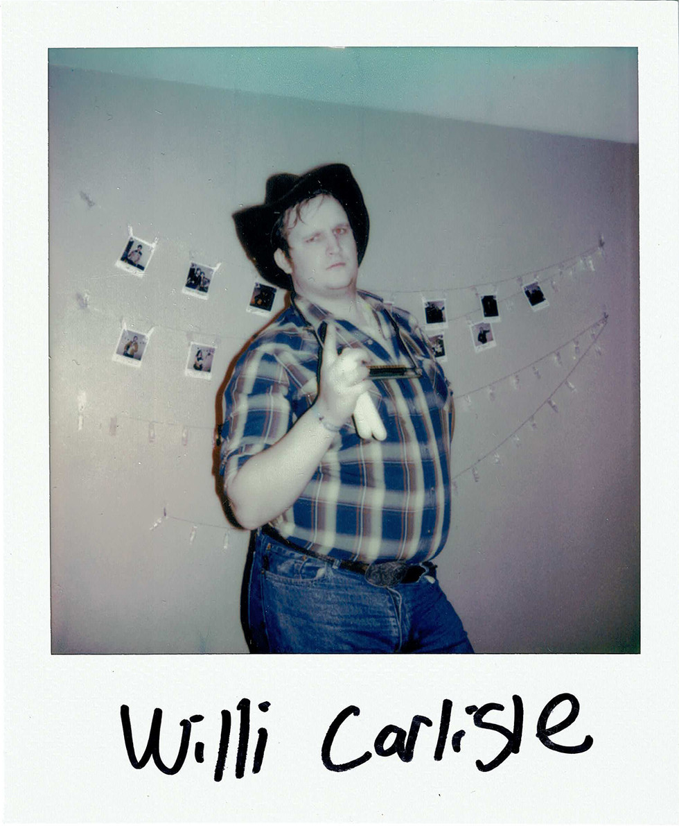 Willi Carlisle