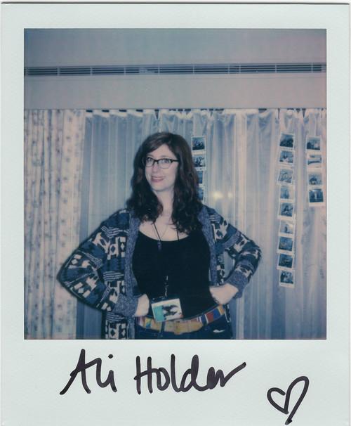 Ali Holder