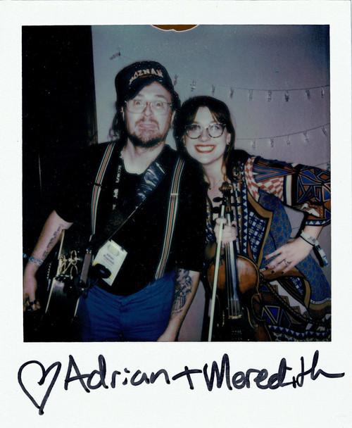 Adrian + Meredith