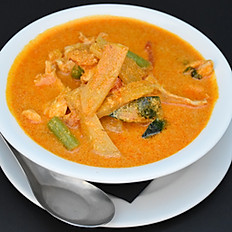 17. Red Curry
