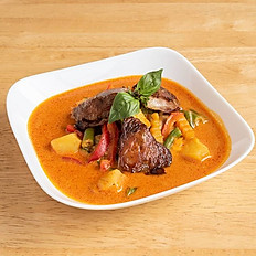15. Duck Curry