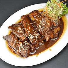 8. Pork Spare Ribs (6pcs)
