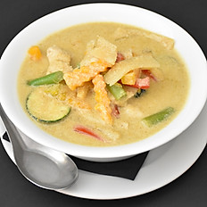 16. Green Curry