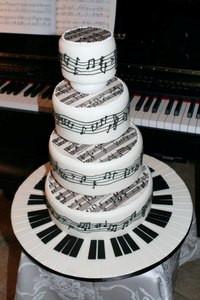 Музыка как торт