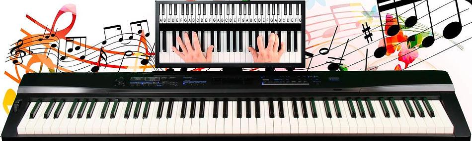 Видео уроки фортепиано