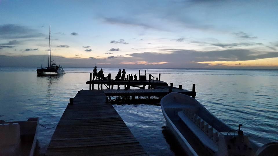 Sunset at RDC