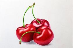 Вкусные вишни