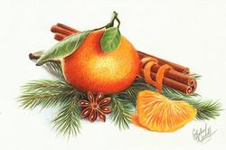 Запахи нового года