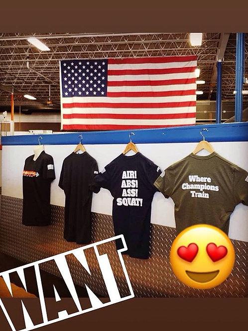Brown's Gym - T-Shirt