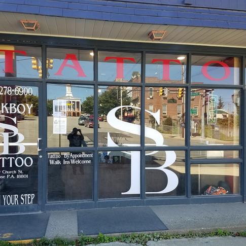 SickBoy Tattoo Studio