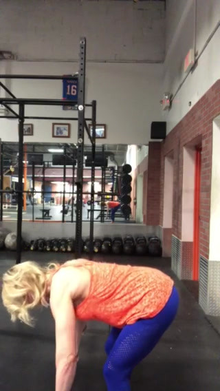 Barbell Bent Over High Row