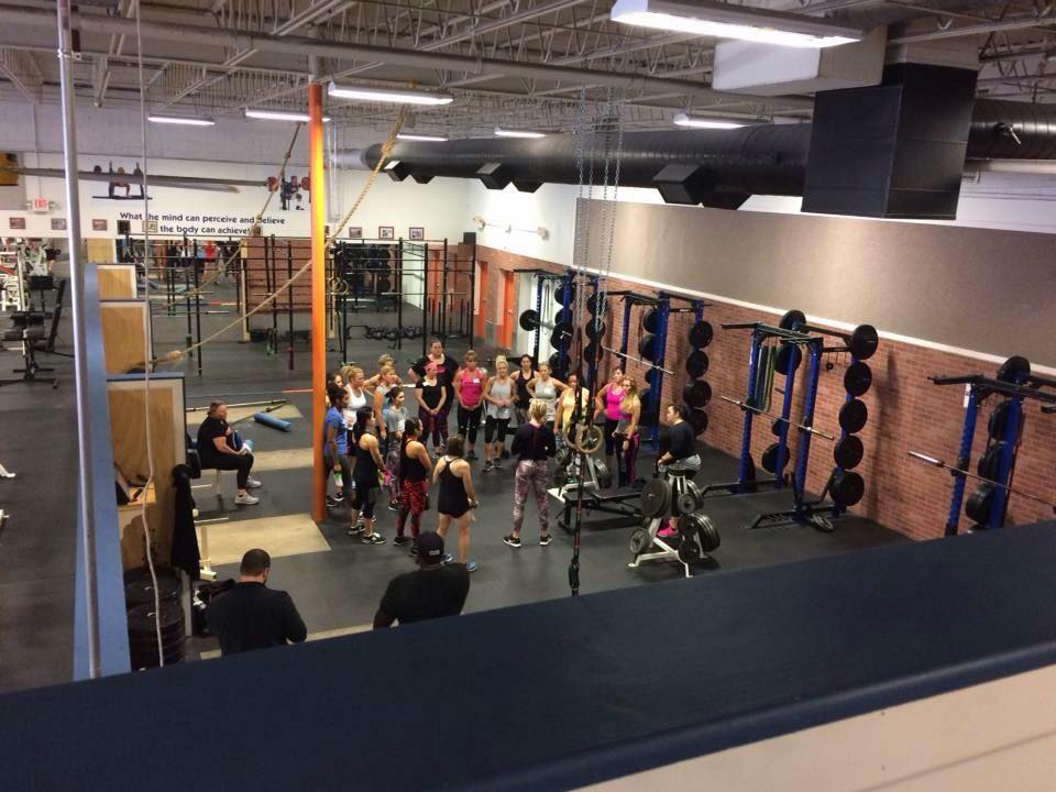Powerlifting CrossFit & Weighlifting