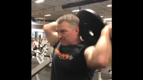 Front Raise, Around the Worlds & Shoulder Press