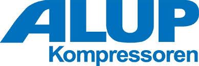 Alup kompressoren logo