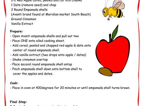 Simple Easy Recipes  - Downloadable on Things to Do Page