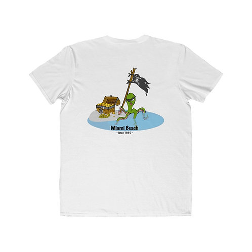 Men's | Miami Beach Since 1915 | Two sided Print | Lightweight Tee