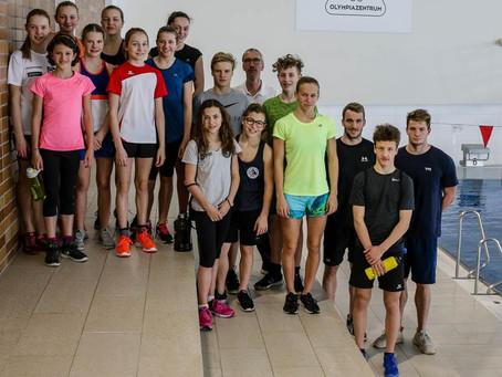 TopSwim Training im OZ Linz