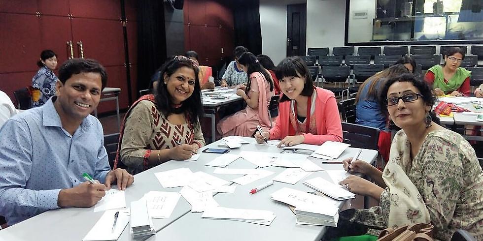 Online Workshop (2) for Japanese Language Teachers