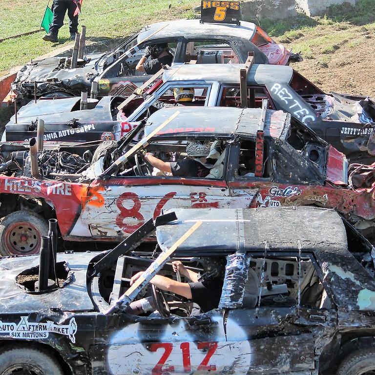 Demolition Derby - Sunday