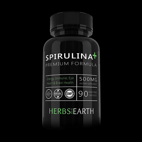 Spirulina+