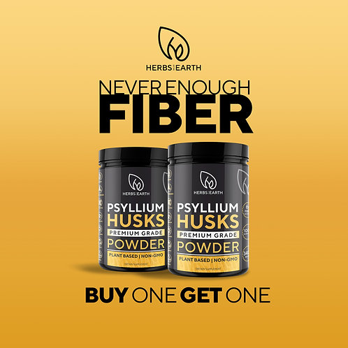 Psyllium Husk+ Buy One Take One