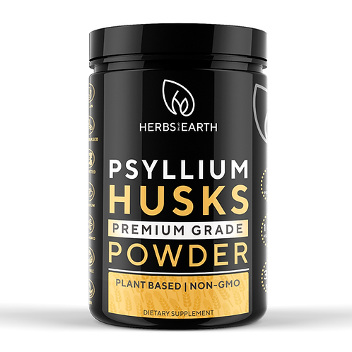 Psyllium Husk+