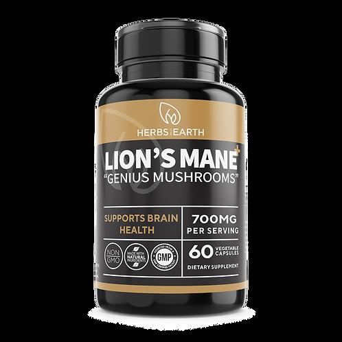 Lion's Mane+