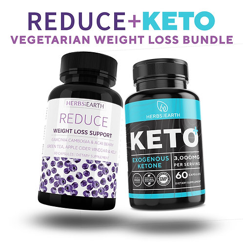 Reduce Advanced Weight Loss 60 capsules and Keto Diet Pills0+ 60 capsules
