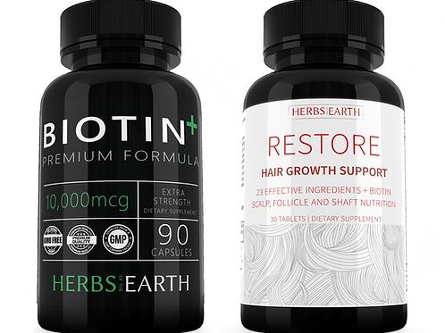 Biotin 90s+ Restore 30s