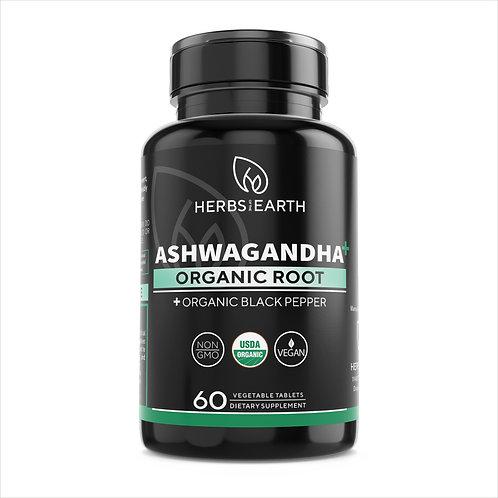 Organic Ashwagandha+