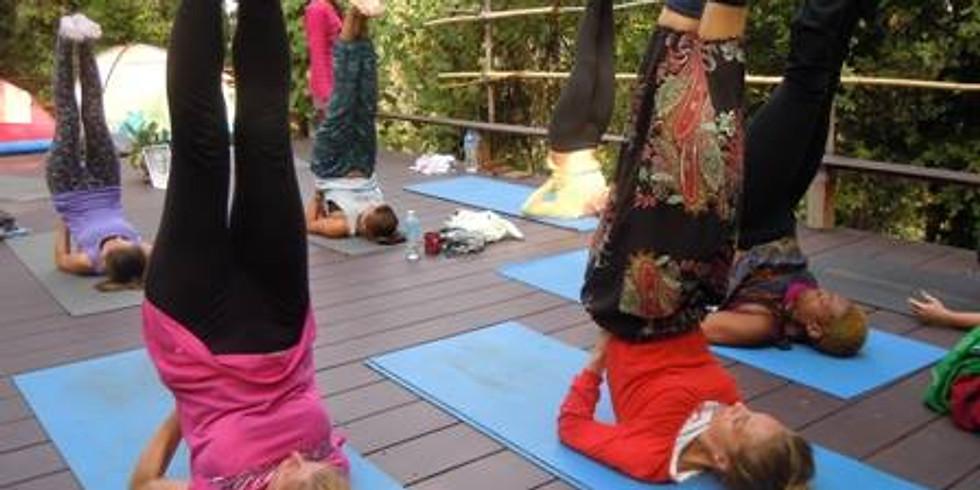 1. Advent - Yoga für Alle - Benefizveranstaltung
