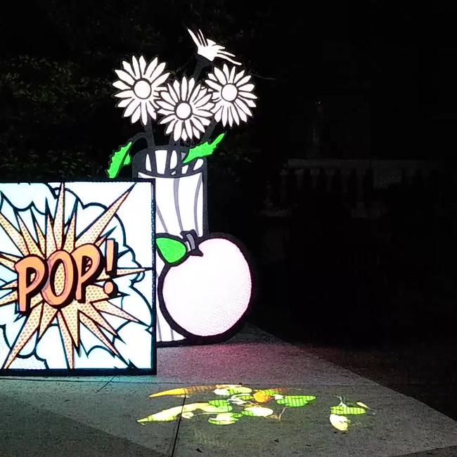 Lichtenstein Flowers