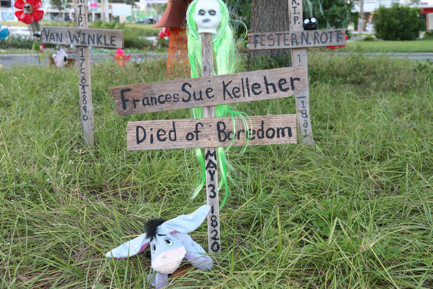 Frances Sue Kelleher