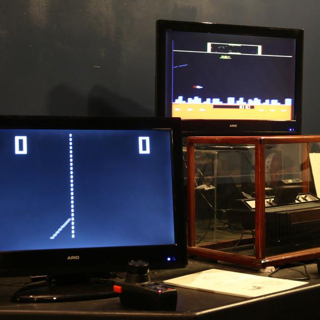 Vintage Video Arcade