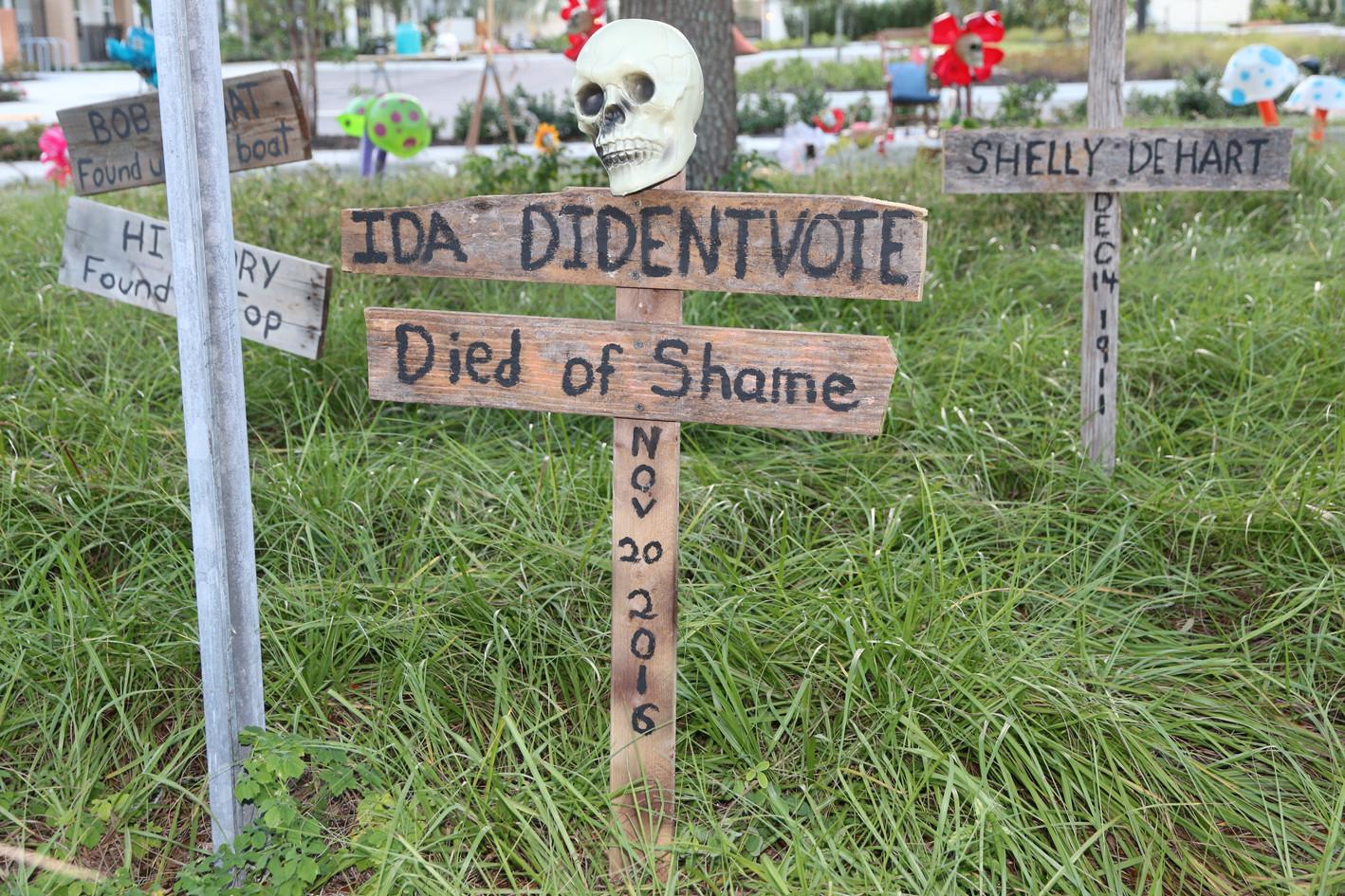 Ida Didntvote