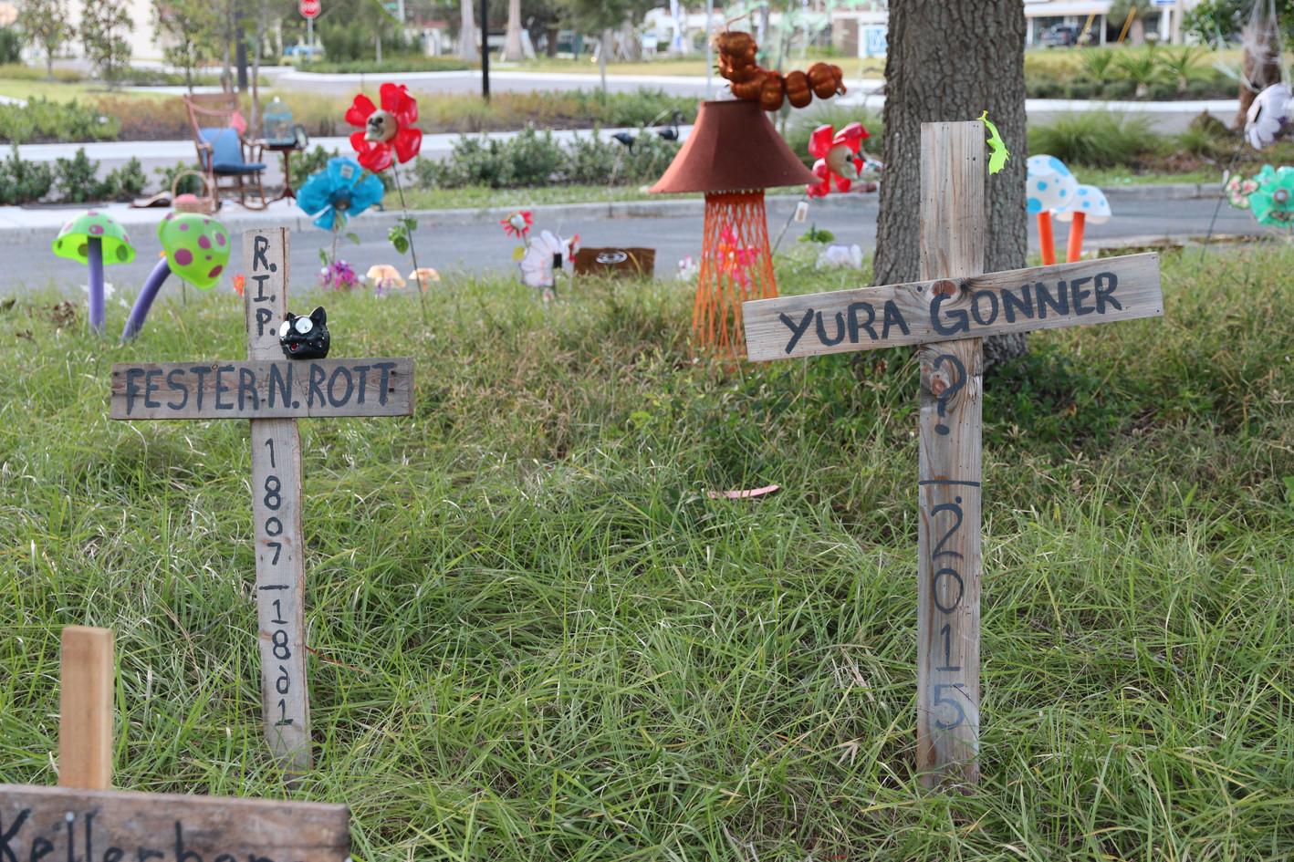 Fester N Rott and Yura Gonner