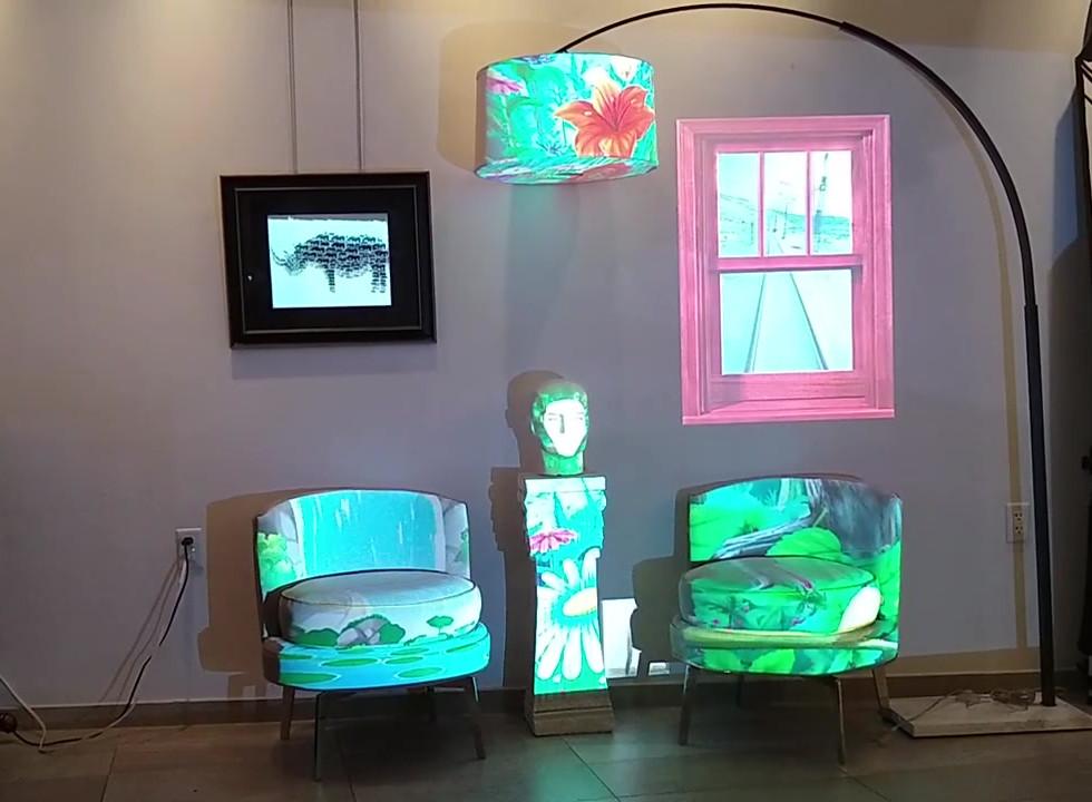 Living room For Art Ovation Hotel