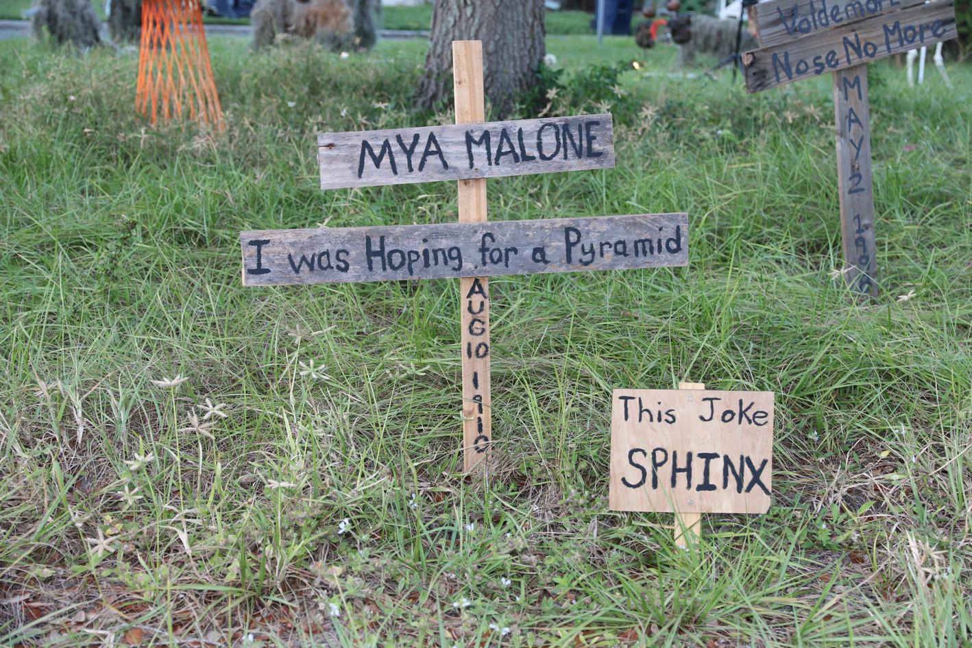 May Malone
