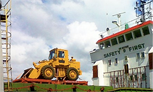 project cargo philippines