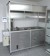 Ultrasonic Cleaning Systems (example 1)